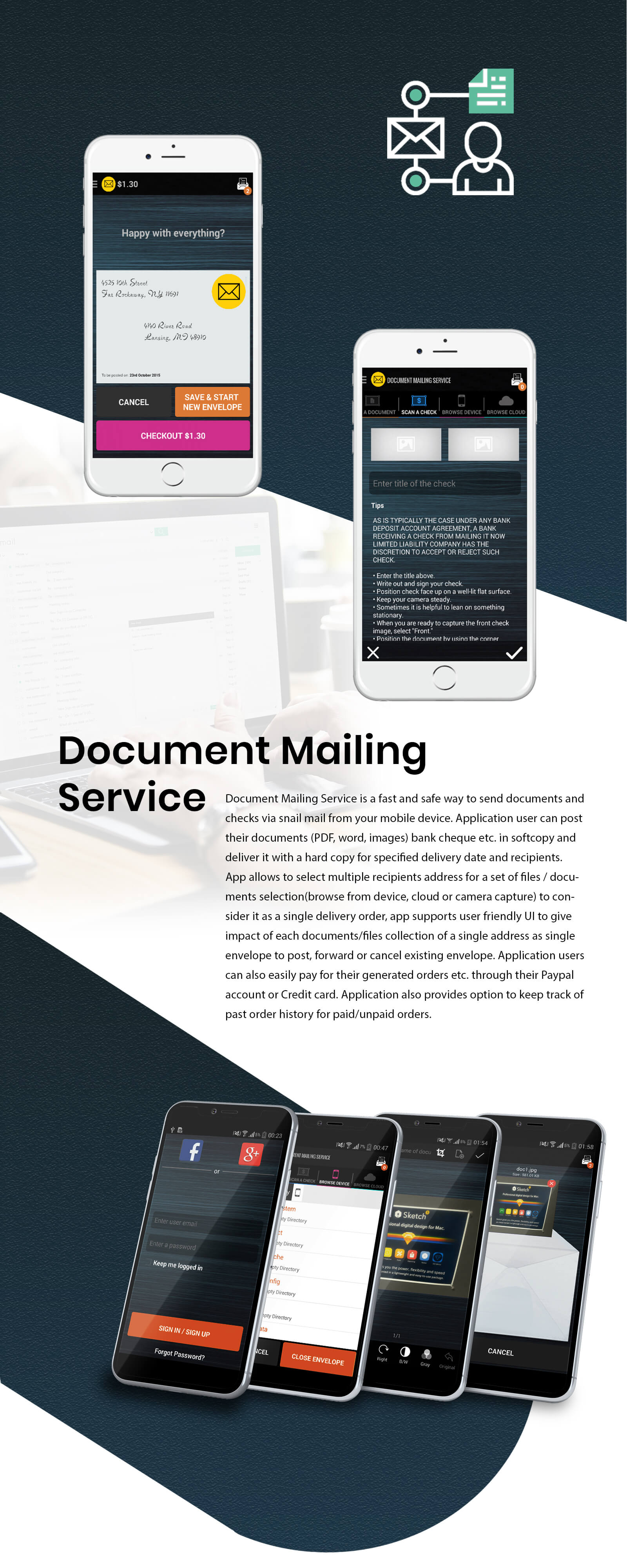 Document Mailing Service