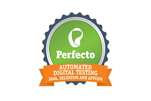 Perfecto Automated Digitial Testing
