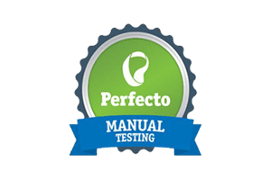 Perfecto Manual Testing
