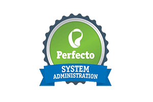 Perfecto System Administration